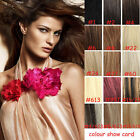 Long Invisible human Hair Extension Wire Headband halo Extension 1 piece 100g