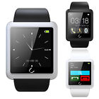 U10L Smart Wrist Watch Silicone Strap Android Exhibit Mate For iPhone 6S Plus