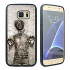 Star Wars Han Solo In Carbonite Soft Case Cover for Samsung Galaxy S5 S6 S7 Edge $15.81 CAD