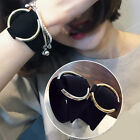 Women Fashion Black Velvet Bracelet Sexy Wristband Cuff Bangle New