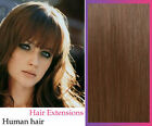 "16""-24"" High Ponytail Clip-ins barazilian remy Human Hair Extension W/Drawstring"