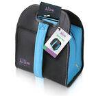 Lunch Bag with Adjustable Strap By Blüm Collection (Blue) (Green) (Pink)