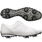 c/o Womens FootJoy LoPro 97135 White/OffWhite WaterProof Leather Golf Shoes 10M