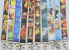 Wholesale Mixed Japanese anime Mobile Cell Phone Lanyard Neck Straps L339