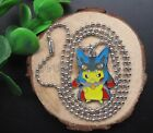 Lot Pokemon Pikachu Jewelry Pendant Chain Necklaces Party Fashion Jewelry M117