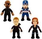 The Avengers Bleacher Creature Soft Toys Official Marvel Characters