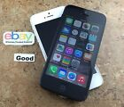 Factory Unlocked Apple iPhone 5 Black White ATT TMobile Verizon 16/32GB/64GB