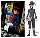 Anime Black Butler COS Drocell Cosplay Doll Full Set Costume & Props