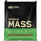 OPTIMUM NUTRITION SERIOUS MASS 12LB WEIGHT GAINER 1250 CALORIES DISCOUNTED SALE $59.99 USD on eBay