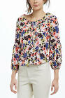 Anthropologie Pansyfield blouse by Maeve Size 4 NWT
