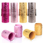 1pcs New Empty Portable Makeup Brush Round Pen PU Leather Holder Cosmetic Tool A