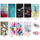 For Many Phone Wallet Stand Flip PU Leather Card Pocket Protective Case Cover