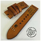 Handmade Vintage Like Ammo Put Name On Watch Strap Band PAM or big watch.