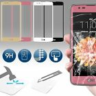 Premium Full Tempered Glass 9H Film Screen Protector For LG K7 / Tribute 5 / M1