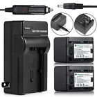 Decoded BP-727 Battery  Charger For Canon VIXIA HF R300 R400 R500 R600 R42 R32