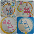 Children's Kids Toddlers & Infants Trainer Toilet Seat PINK/BLUE Potty Training