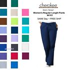 Kyпить Cherokee Workwear Regular Womens Nurse Scrub Pants  Style 4101. ~NEW~ Free Ship на еВаy.соm
