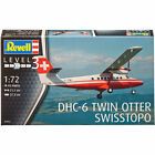REVELL 03954 1:72 DHC-6 TWIN OTTER SWISSTOPO PLASTIC KIT NEW First Class Postage