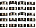 Women's/Men's Plated Comfortable Stainless Steel Rings JW2028