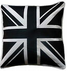 Hituk Union Jack Cushion Covers Patio Sofa Cases Couch Pillow Throw Square Plain