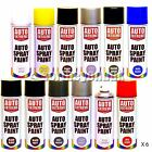 x1 x3 x6 x12 500ml CAR SPRAY PAINT AEROSOL AUTO LARGE PRIMER GLOSS MATT LACQUER