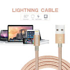 New 2M 6.5FT Apple Certified MFI 8-Pin Lightning USB Sync Charging Cable Cord