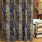 Realtree All Purpose AP Camo Shower Curtain Camouflage Outdoor Pattern