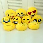 Round Soft Plush Emoji Smiley Emoticon Toy Doll Cushion Pillow 15cm Hot-seller