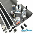 EPDM Rubber Roof Kit For Flat Roof Extensions All Sizes Available - 50 Year Life