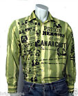 punk  elvis hendrix morrison anarchy clash M-3XL