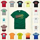 HOLLISTER by Abercrombie GUYS T SHIRT ALL SIZES NWT white blue gray green YELLOW
