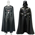 Star Wars Darth Vader Cosplay Costume Black Male Outfit Halloween Custom Suit $214.0 USD on eBay