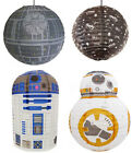 Star Wars: Lampshade / Light Shade Death Star / X-Wing - New + Official In Pack