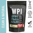 4KG WHEY PROTEIN ISOLATE WPI POWDER - 100 % PURE CHOCOLATE VANILLA STRAWBERRY
