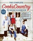 The Complete Cook's Country TV Show Cookbook FROM ALL 8 SEASONS All Recipes NEW