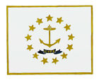 Rhode Island State RI Flag Vinyl Decal Sticker - Car Truck RV Cup Boat Tablet