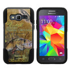 For Samsung Galaxy Core Prime| Hybrid Hard Bumper Stand Case Constellations