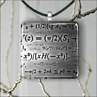 MATH LOVER SQUARE PENDANT NECKLACE MEDIUM OR LARGE -gpx2Z