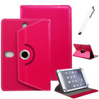 """For Samsung Galaxy Note 10.1"""" Models Tablet Universal Pattern Leather Case Cover"""