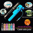 Mini Portable Wired Selfie Stick Monopod For IOS Android Mobile Phone