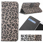 Leopard Print PU Leather Cases For iPhone 6+, iPhone 6 Plus,iPhone 6s +, 6s Plus