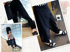2063 Boutique Very Soft Model Cotton Pants Tulle Overlay Very Trendy Chic