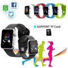 Внешний вид - A1 Bluetooth Wrist Smart Watch For Android Samsung iOS Phone SIM TF Camera w Box