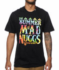 Lrg Men's Summer Of Mad Nuggs Tie Dye print T-shirt SM-MD