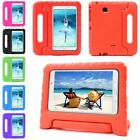 For Samsung Galaxy Tab 4 7.0 8.0 inch Tablet Back Cover Kids ShockProof Case USA