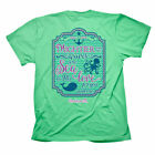 New Kerusso Cherished Girl MIGHTIER THAN THE WAVES IS HIS LOVE Womens T-Shirt