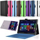 Tablet Tasche f Microsoft Surface 3 Hülle Case Schutzhülle Cover Standfunktion