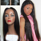 Malasyai silky 100% India Remy Human Hair Full/Lace Front Wig with baby hair