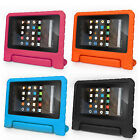 """For Amazon Kindle Fire 7 7"""" 5th Gen 2015 Kids Safe ShockProof Handle Stand Case"""