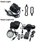 32000LM CREE XM-L T6 LED 18650 Bicycle Cycling Head Lamp Waterproof Bright Light